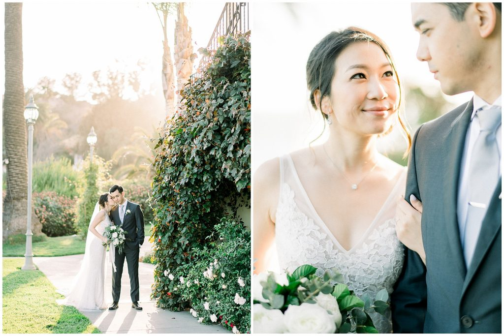 bel air bay club wedding photographer