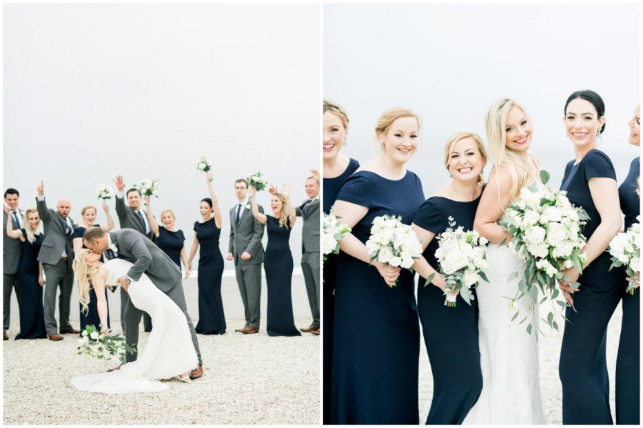 belle mer wedding photographer rhode island wedding