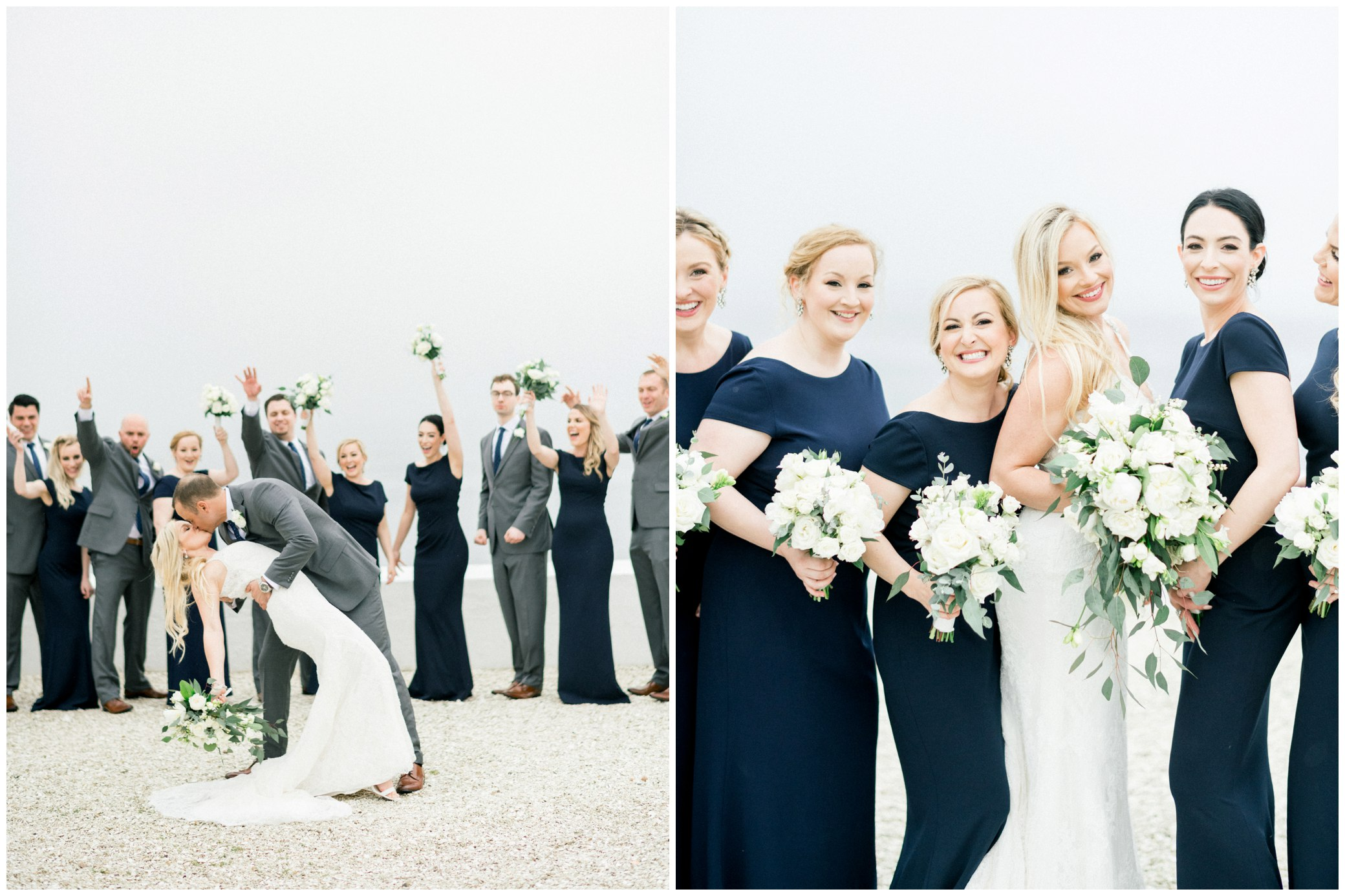 belle mer wedding photographer rhode island wedding