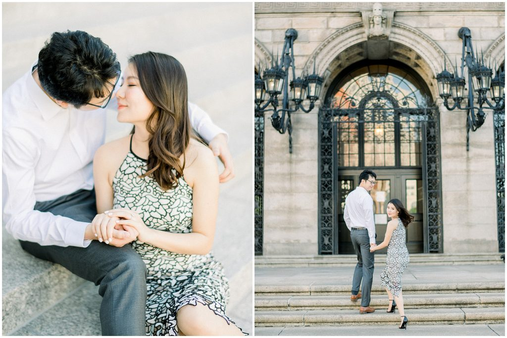 boston engagement session photographer