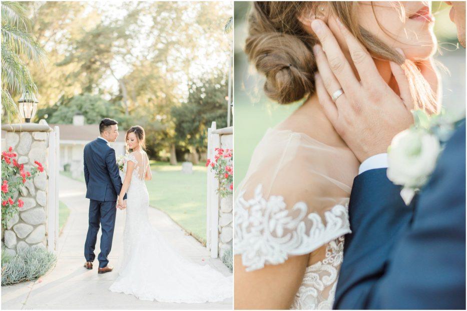 calamigos equestrian wedding photography