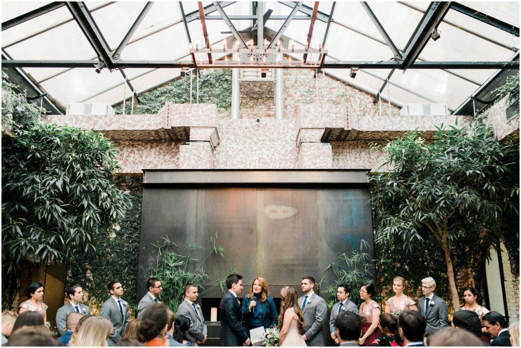 foundry new york wedding photographer