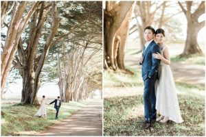 point reyes pre-wedding photographer