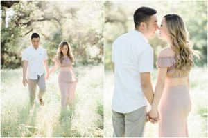 southern california solstica canyon engagement