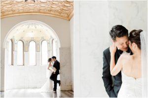 vibiana wedding photographer