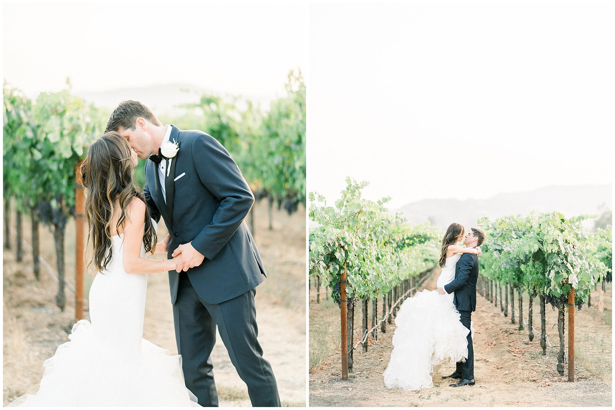 sonoma vineyard winery wedding photographer