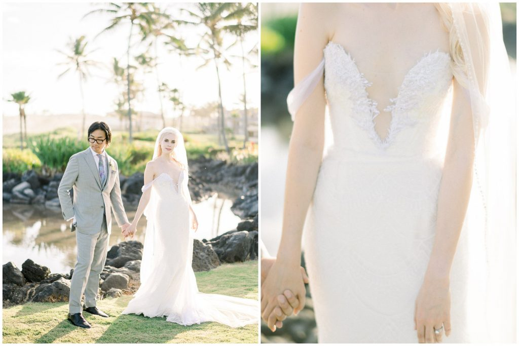 Grand Hyatt Kuaui hawaii wedding