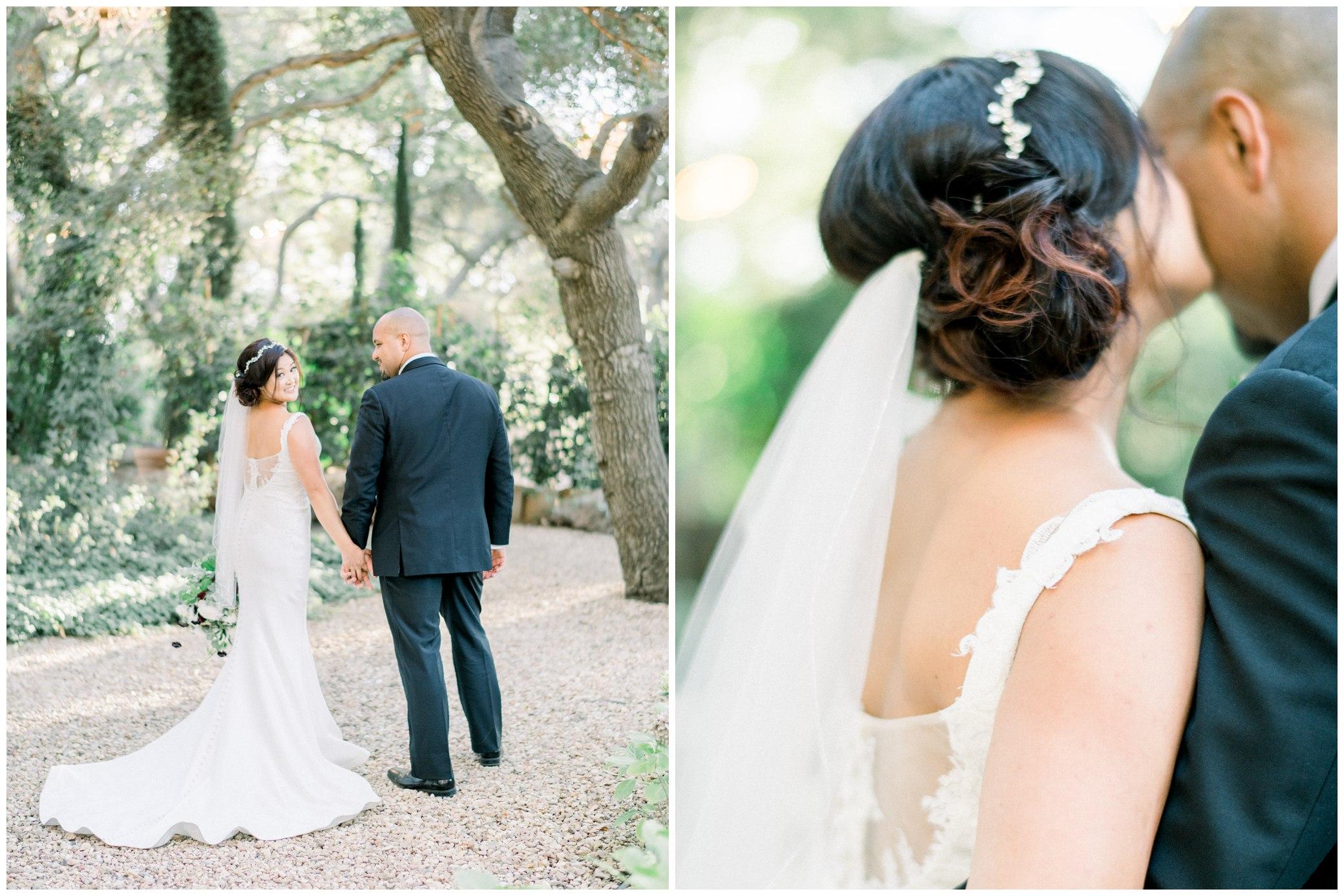 calamigos ranch oak room wedding photographer