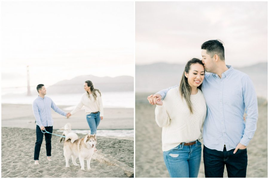 crissy fields engagement