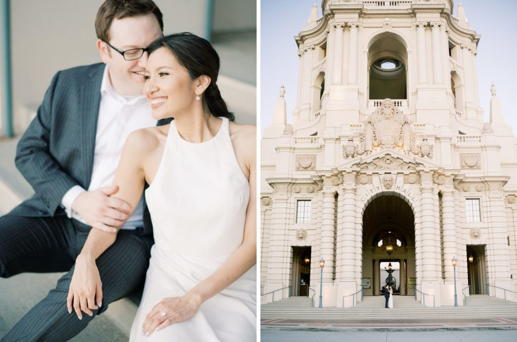 pasadena city hall engagement