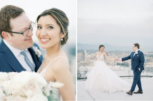 los angeles south park center wedding photographer