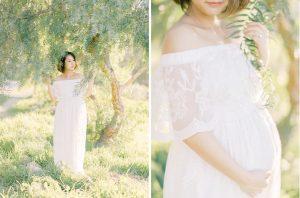 palos verdes maternity photos