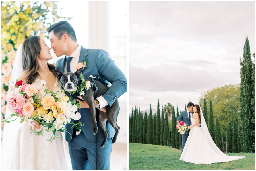 carmel mountain ranch estate wedding